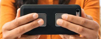 AliveCorin Kardia-sykemittarit ovat tarjolla myös iPhone-lisäkuorina.