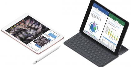Nykyinen 9,7-tuumainen iPad Pro.