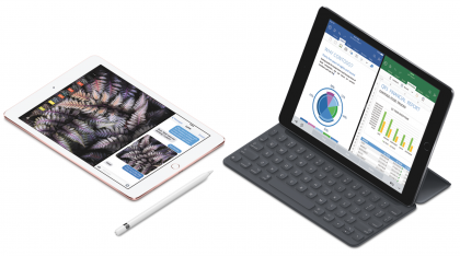 Applen 9,7 tuuman iPad Pro.