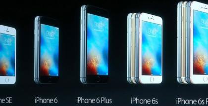 Applen iPhone -mallisto on nyt sekoitus uusinta tekniikkaa kolmessa eri koossa sekä paria edellisen vuoden tekniikan mallia.