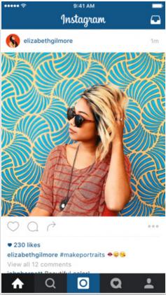 Instagram-julkaisujen järjestys on muuttumassa.