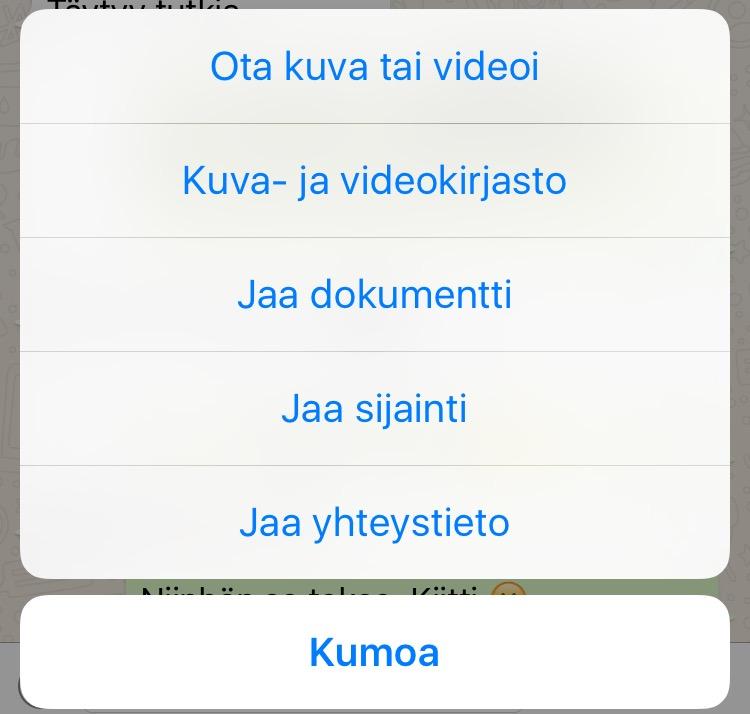 Whatsapp Ei Löydä Yhteystietoja
