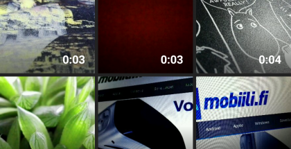 YouTuben uudistunut videolatausnäkymä.