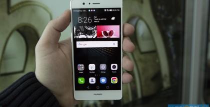 Vielä julkaisematon Huawei P9 Lite.