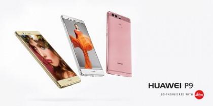 Huawein vuoden 2016 lippulaivaälypuhelin on P9.