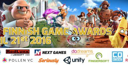 The Finnish Game Awards palkintogaala
