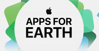 WWF Apple Apps for earth