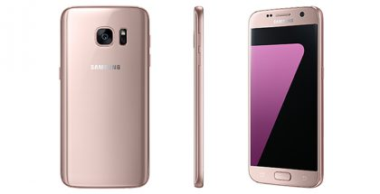 Samsung Galaxy S7 ja Galaxy S7 edge saavat uuden Pink Gold -värivaihtoehdon.