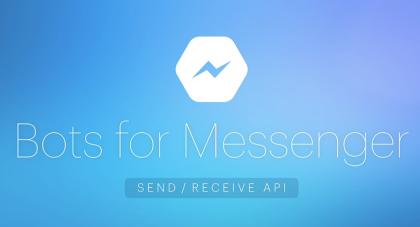 Tuleeko boteista sovellusten seuraaja merkittävänä uutena kehittäjämahdollisuutena, on suuri kysymys. Facebook tuo API-rajapinnat Messenger-bottien tekoon.