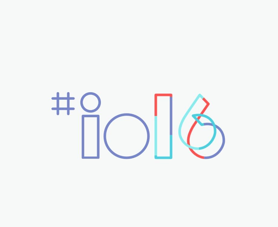 Google I/O 2016.