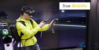Zotac ZBOX pakkaa VR-tehot käyttäjän selkään.