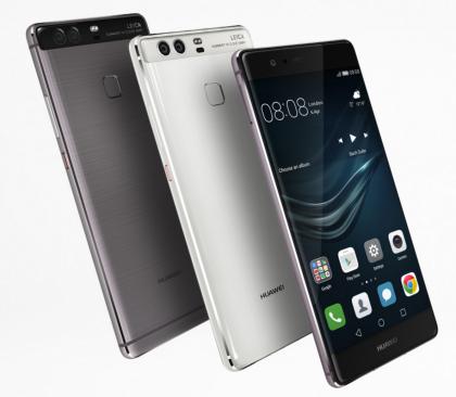 Huawei P9.
