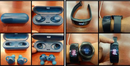 Samsung Gear Fit 2 Gear IconX