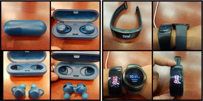 Samsung Gear Fit 2 Gear IconX