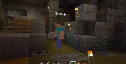 Minecraft tulee Gear VR:lle.