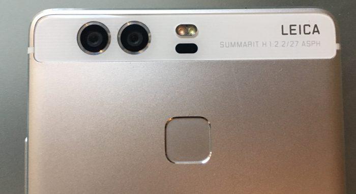 Huawei P9 aloitti aikanaan Huawein Leica-yhteistyön.