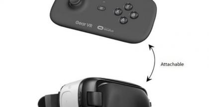 Samsung Gear VR ohjain