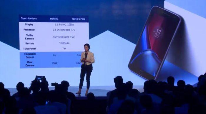 Moto-uutuuksien tekniset erot. Kuva: PhoneArena.