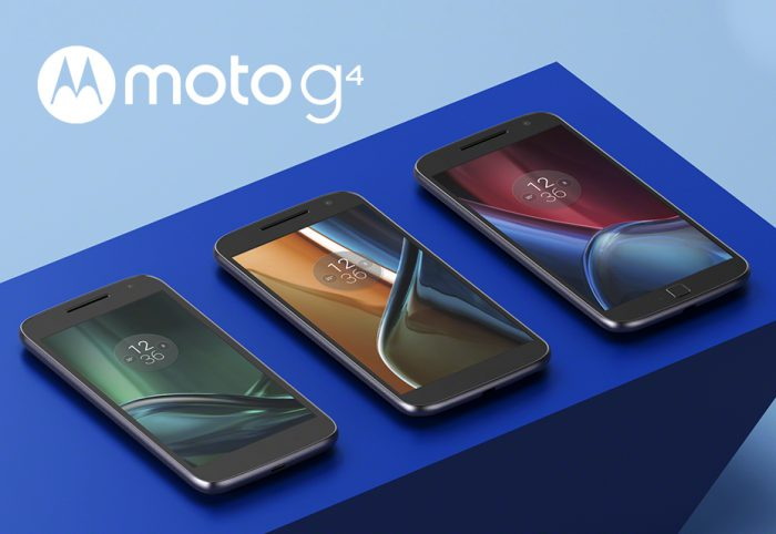 Moto G4 play plus