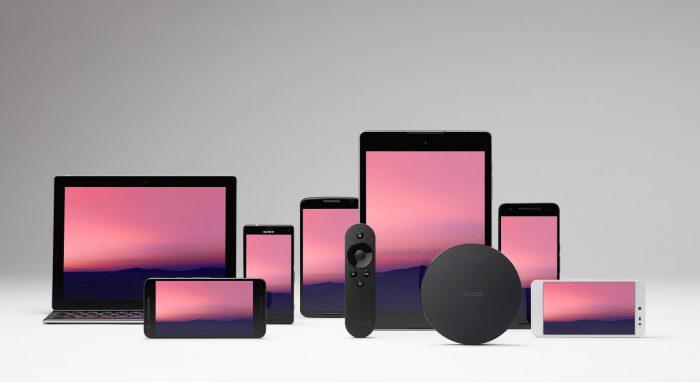 Android N ja Nexukset.