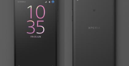 Sony Xperia E5.
