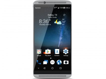 Axon 7 on ZTE:n tuoreempia älypuhelinmalleja.