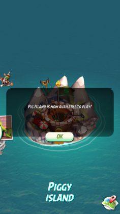 Elokuvan jälkeen näytettävä koodi avaa Angry Birds Action! -pelissä uuden alueen.