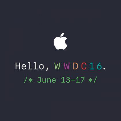 Applen WWDC pyörähtää tänä vuonna käyntiin 13. kesäkuuta.