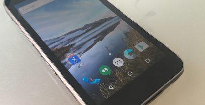 Tough Mobilesta löytyy Android-käyttöjärjestelmä, mutta puhelimesta on tehty monin tavoin turvallisempi.