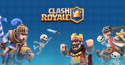 Clash Royale on Supercellin viimeisin peli.