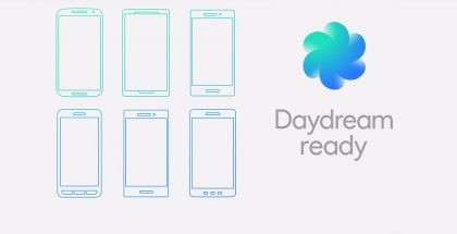 Google Android Daydream Ready