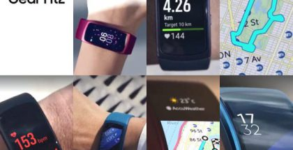 Samsung Gear Fit 2.