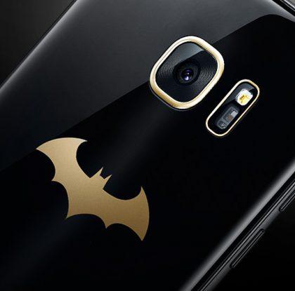 Samsung julkisti Batman-puhelimen – synkkä uutuus on Galaxy S7 edge Injustice Edition