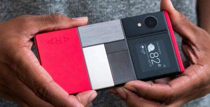 Project Aran moduulien piti sisältää kameroita, näyttöjä, antureita, mittareita - kaikkia lisäyksiä peruspuhelimen jatkoksi.