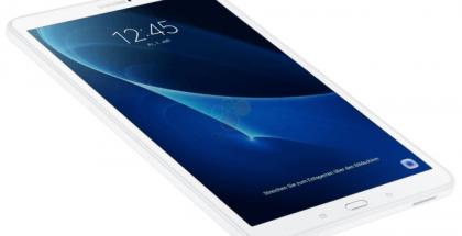 Samsung Galaxy Tab A 10.1 vuotokuvissa