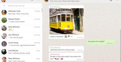 WhatsApp tulee sovelluksena nyt myös perinteisille tietokoneille.