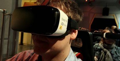 Virtuaalitodellisuudessa voi kokea monenlaista.