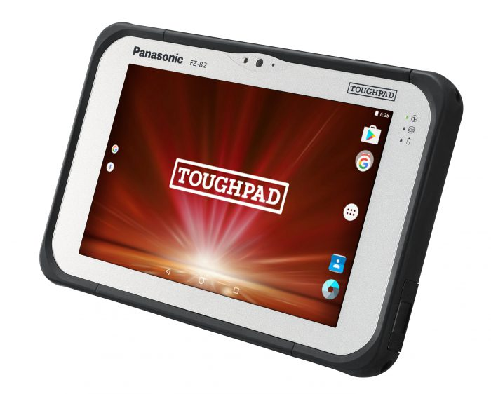 Panasonic Toughpad FZ-B2mk2.
