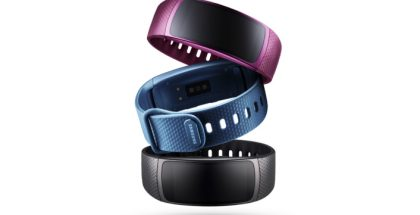 Samsung Gear Fit2.