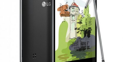 LG Stylus 2 Plus.