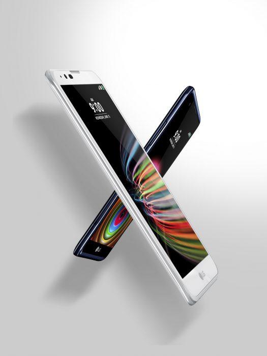 LG X mach ja X power.
