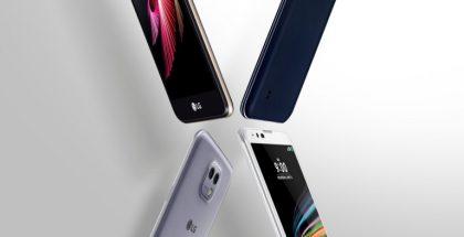 LG:n X-sarja sai neljä uutta jäsentä: mach, max, style ja power.