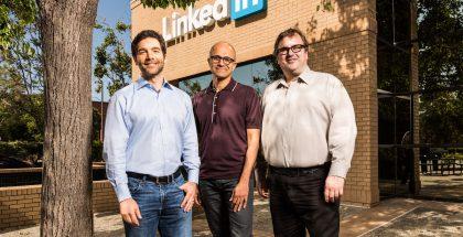 Microsoft ostaa LinkedInin.