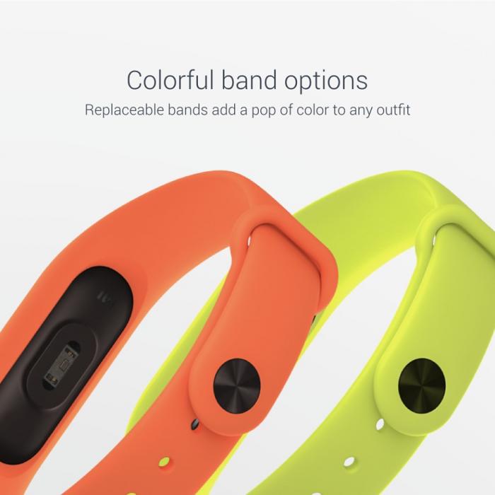 Xiaomi Mi Band 2.