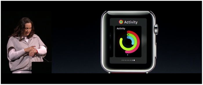 Apple WWDC 2016 watchOS