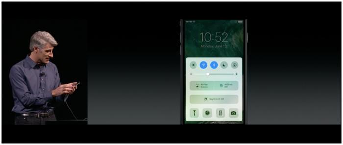 Apple WWDC 2016 iOS