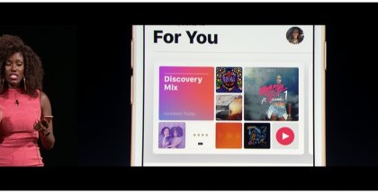 Apple WWDC 2016 Apple Music