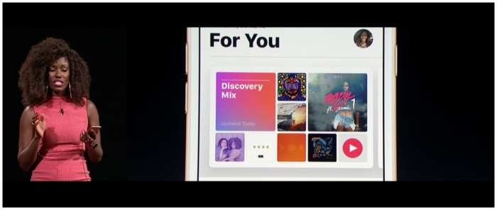 Apple WWDC 2016 Apple Music
