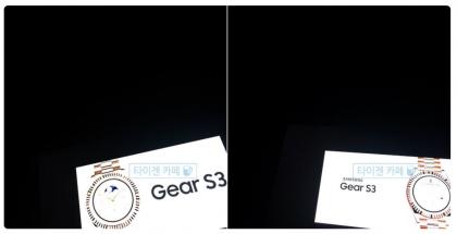 Samsung Gear S3 vuotokuva