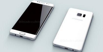 Samsung Galaxy Note 6 Note 7